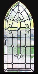 Custom Doors Stained Glass Art Glass Wood Doors Church